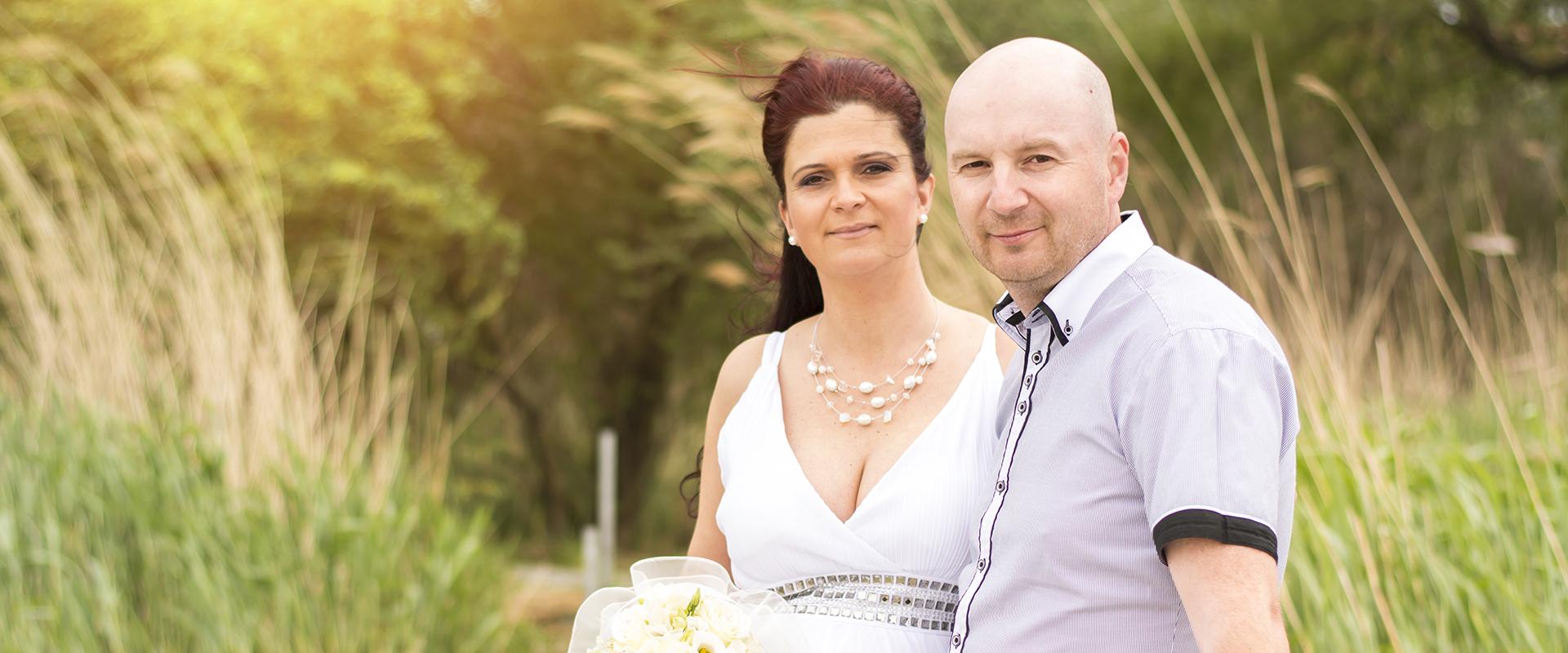 Esküvői fotózás Balatonszemes