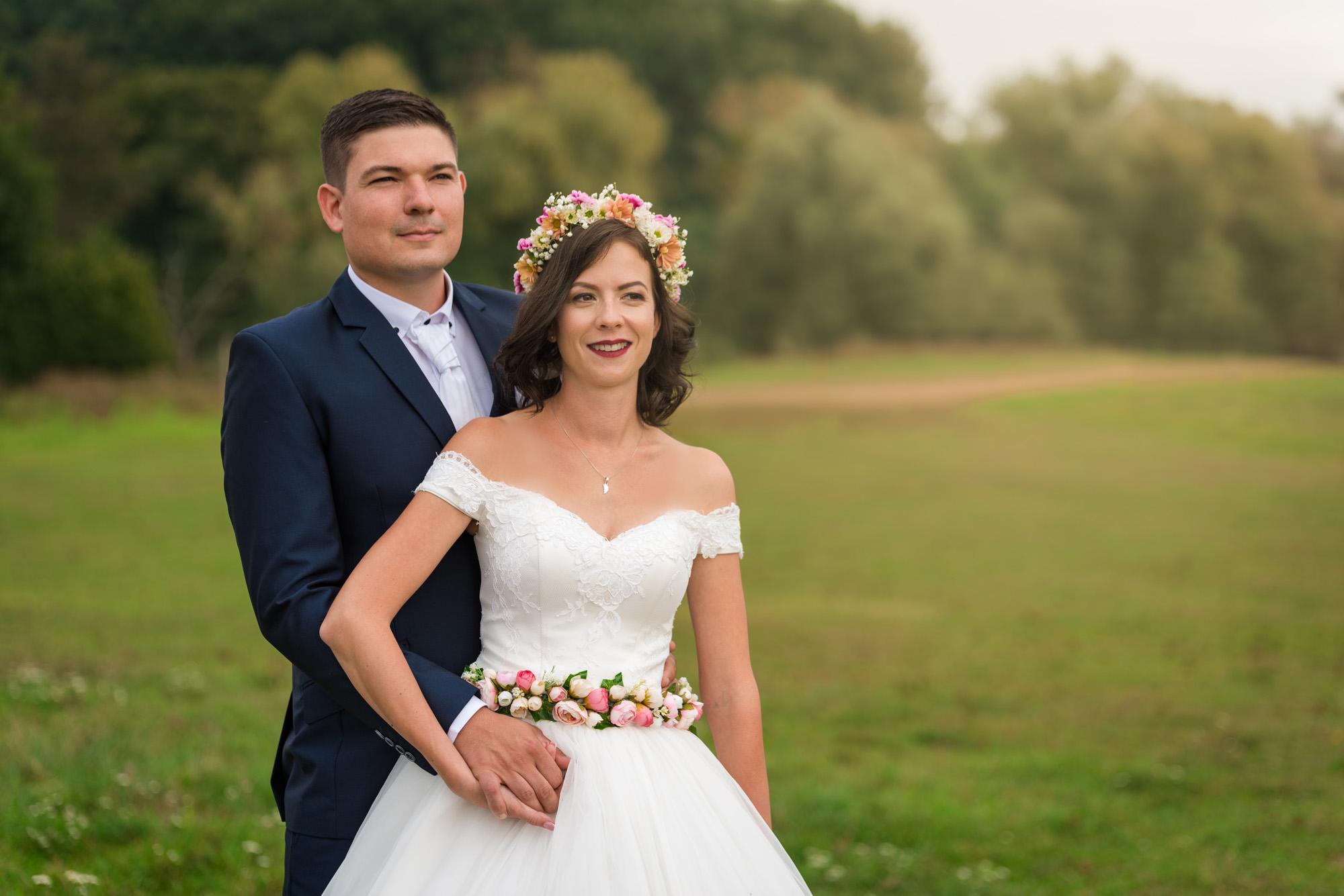 Egy Daalarna modell 10 tanácsa, hogy jól mutassatok az esküvői kreatív fotókon